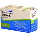Контактные линзы Optima FW, 4 шт.