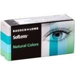 Цветные контактные линзы  SofLens Natural Colors (2 шт.)