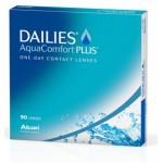 Контактные линзы DAILIES® AquaComfort Plus 90 шт
