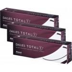 Контактные линзы Dailies Total 1 ® 90 шт