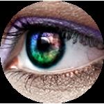 Цветные линзы для глаз купить в интернет магазине MyOptica