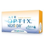 Контактные линзы AIR Optix Night & Day AQUA 3 шт.