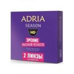 Контактные линзы Adria Season (2 линзы)