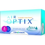 Контактные  линзы AIR OPTIX AQUA 6 шт.